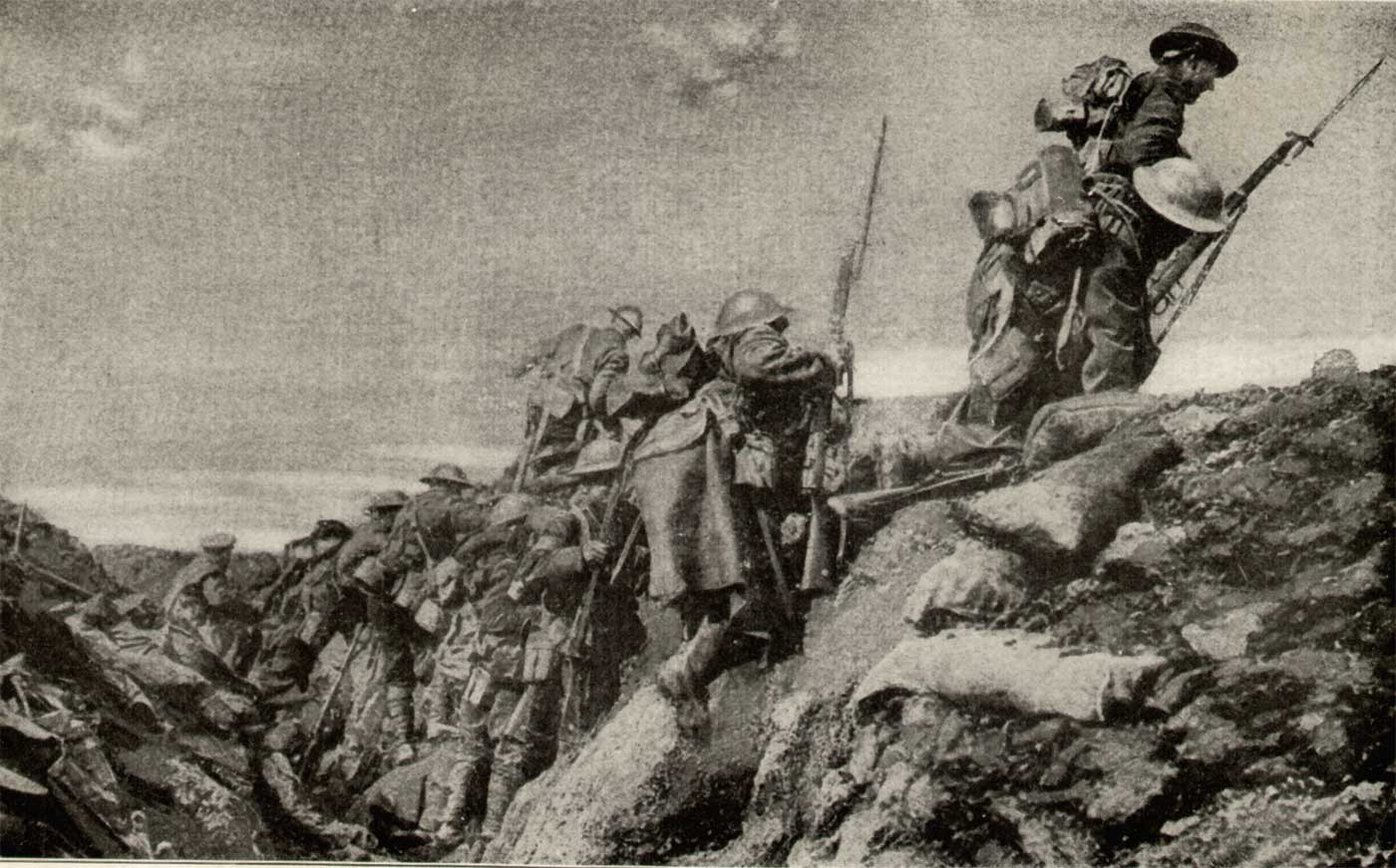 an introduction to the world war one effect on canada Despite canada's great size, it is one of the world's most sparsely populated  world war i pushed the figure to $3,042,000,000  introduction & quick facts.