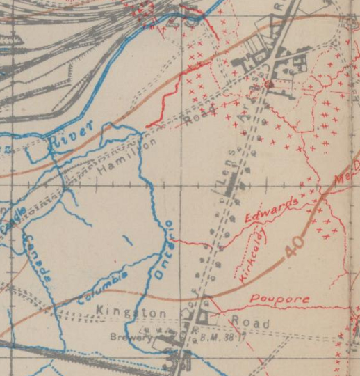 first world war trenches diagram. University First World War