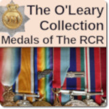 The O'Leary Collection; Medals of The Royal Canadian Regiment