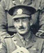 Lt.-Col. C.R.E. Willets, D.S.O.