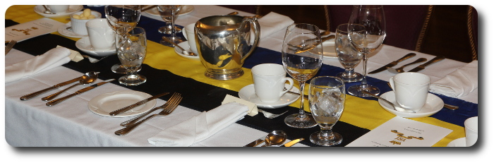 Mess Etiquette and Mess Dinners